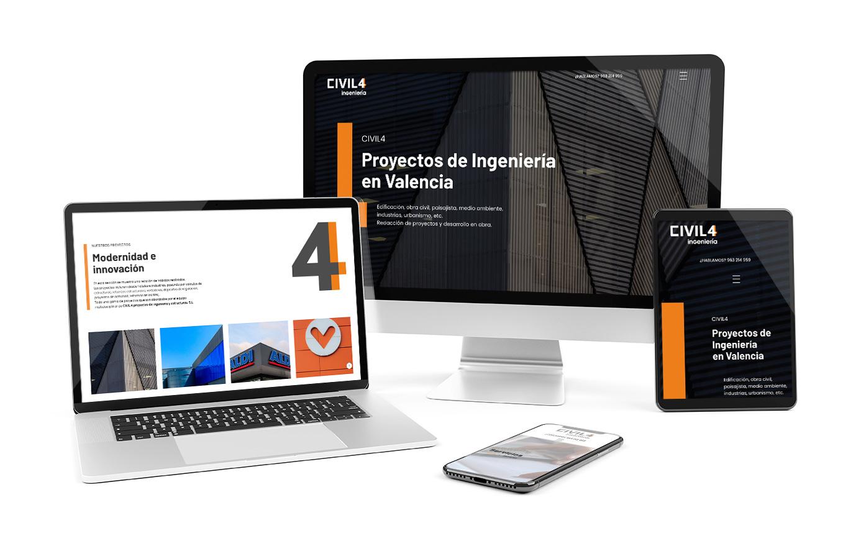 nueva web Civil 4