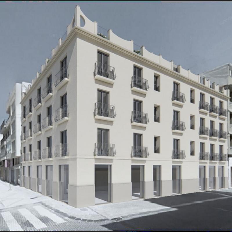 Hotel diseñado por Civil4 Ingeniería
